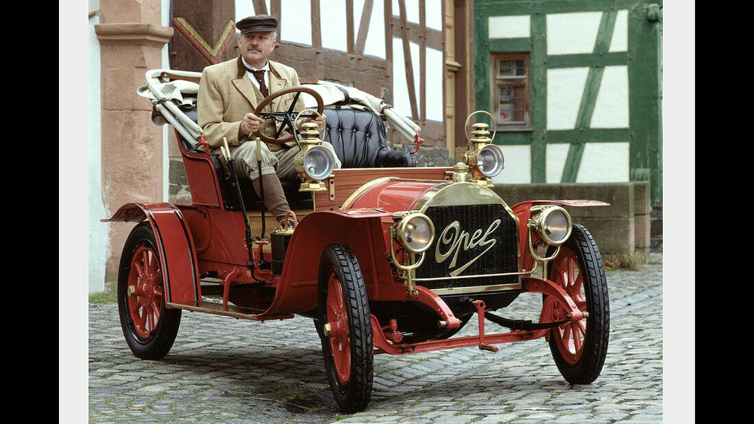 Opel 4/8 PS Doktorwagen