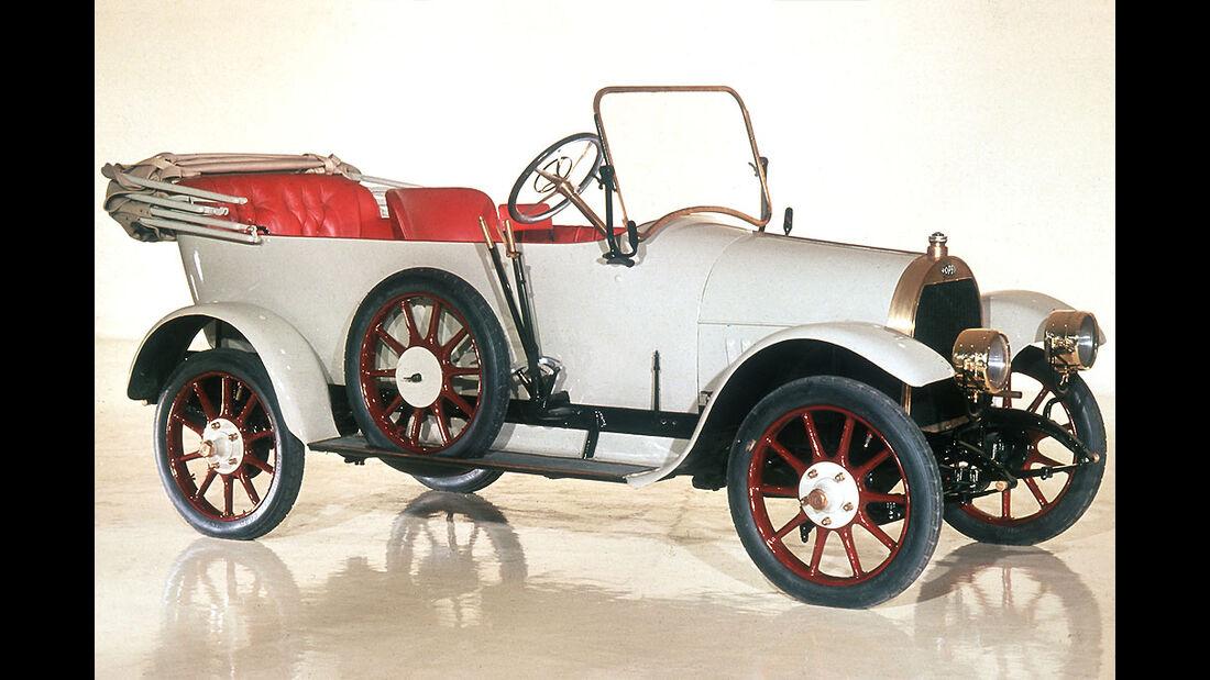 Opel 5/14 PS, 1914