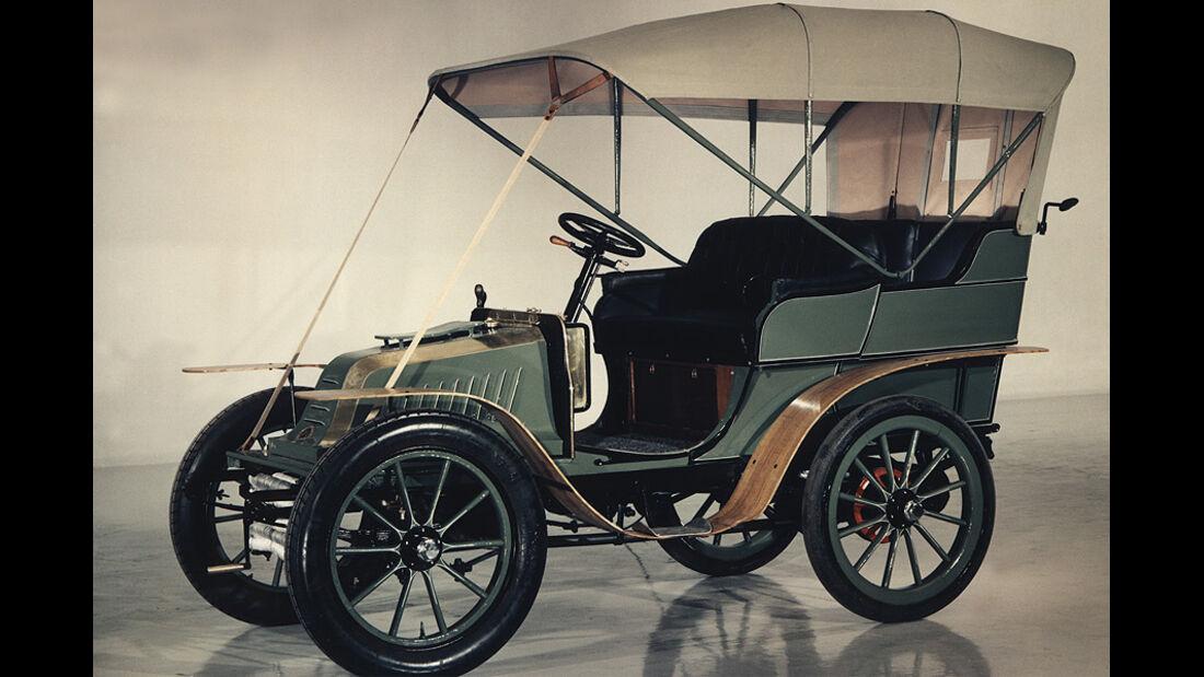 Opel 9 PS-System Darraq Bj.1903