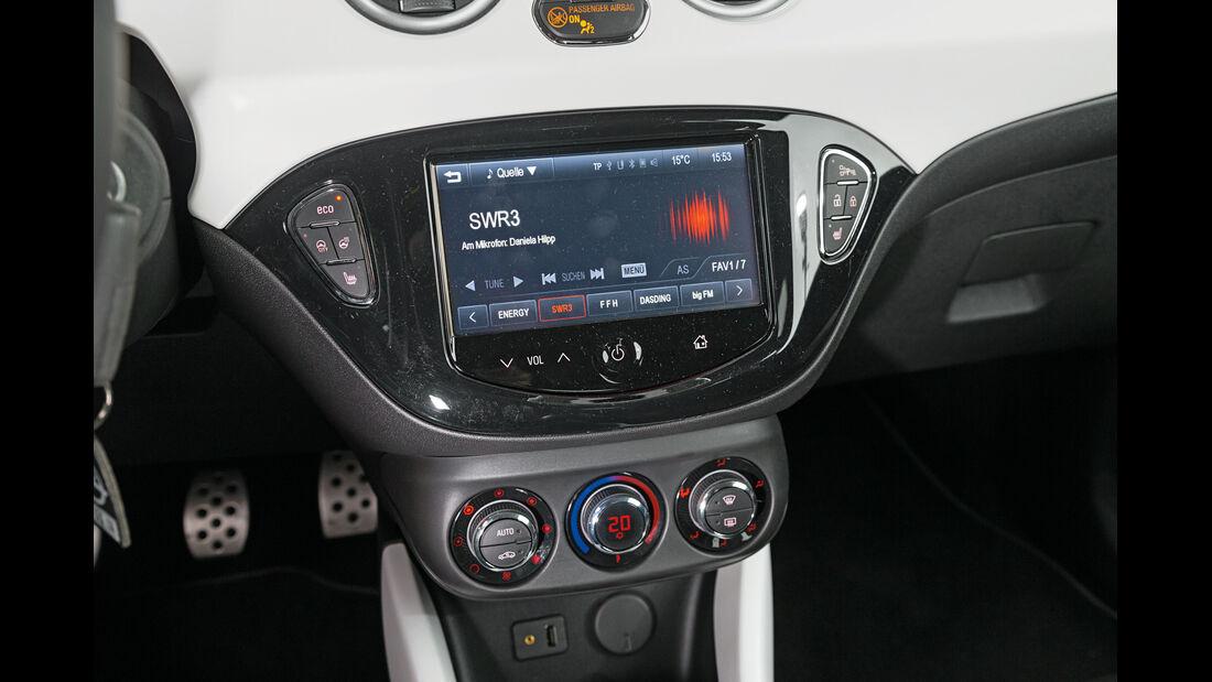 Opel Adam 1.0 DI Turbo, Infotainment