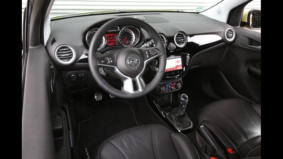 Opel Adam 1.0 DI Turbo Rocks, Cockpit
