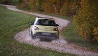 Opel Adam 1.0 DI Turbo Rocks, Heckansicht
