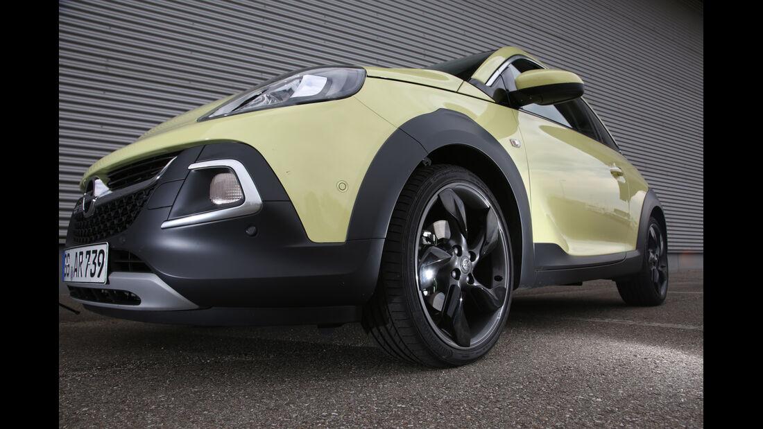 Opel Adam 1.0 DI Turbo Rocks, Rad, Felge