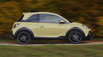 Opel Adam 1.0 DI Turbo Rocks, Seitenansicht