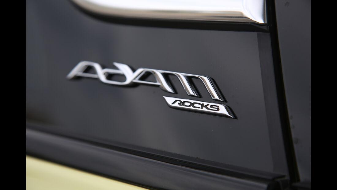 Opel Adam 1.0 DI Turbo Rocks, Typenbezeichnung