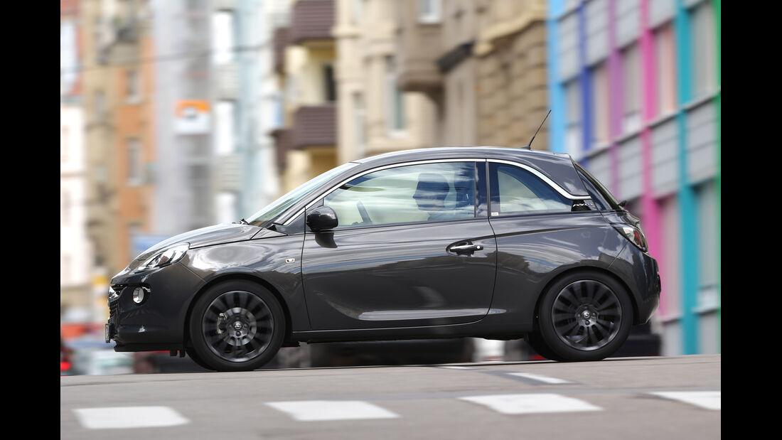 Opel Adam 1.2 Ecoflex, Seitenansicht