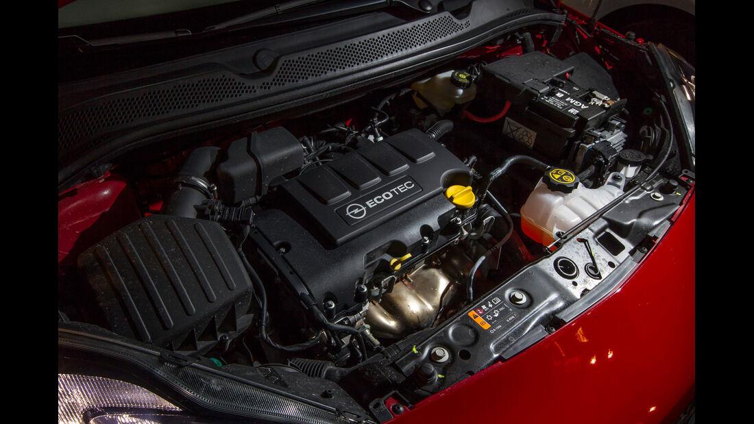 Opel Adam 1.4 ECOFLEX, Motor