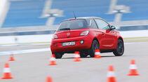 Opel Adam 1.4, Heckansicht