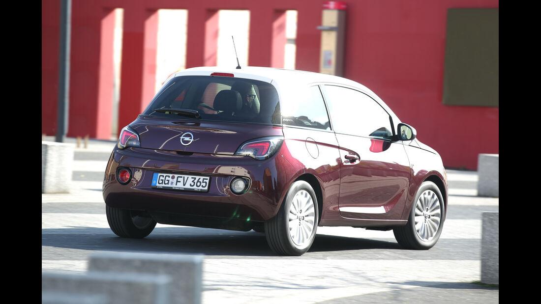 Opel Adam 1.4 LPG, Heckansicht