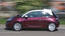 Opel Adam 1.4 LPG, Seitenansicht