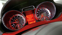 Opel Adam 1.4, Rundinstrumente