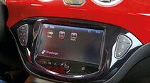 Opel, Adam, Apps, Web-Radio