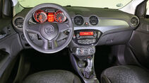 Opel Adam, Basis-Cockpit