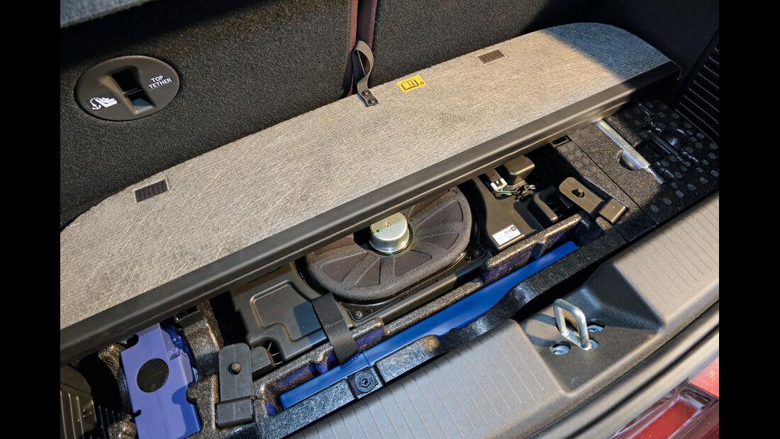 Opel Adam, Bassbox