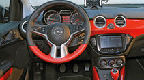 Opel Adam, Cockpit