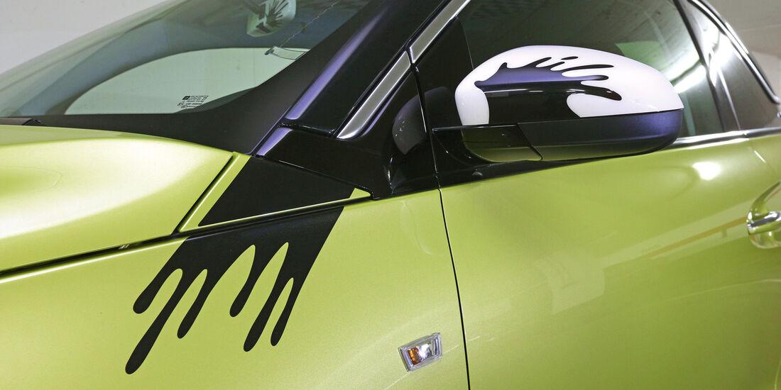 Opel Adam, Farbe, Dekor, Funky