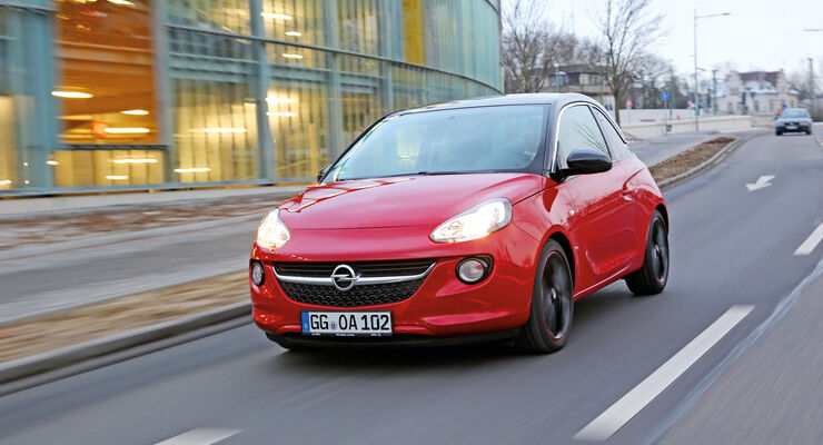 opel adam infotainment g nstig navigieren mit smartphone. Black Bedroom Furniture Sets. Home Design Ideas