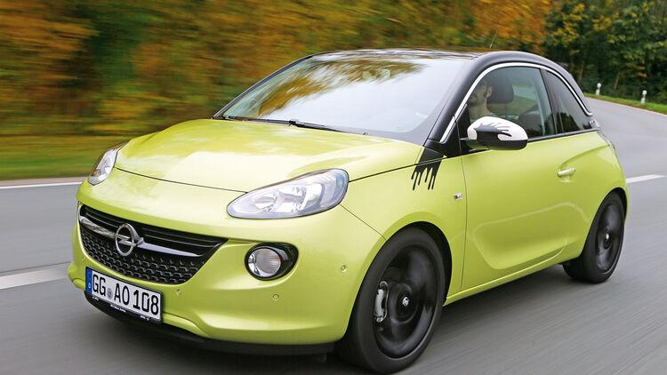 Opel Adam Im Fahrbericht Viel Individual Und Wenig Verkehrt