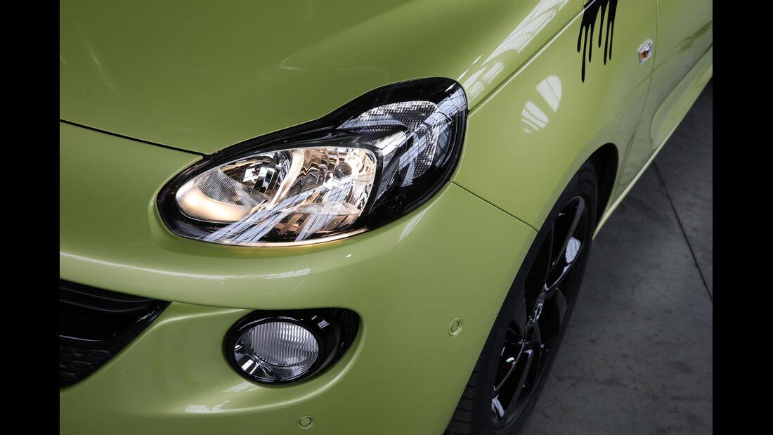 Opel Adam, Frontscheinwerfer