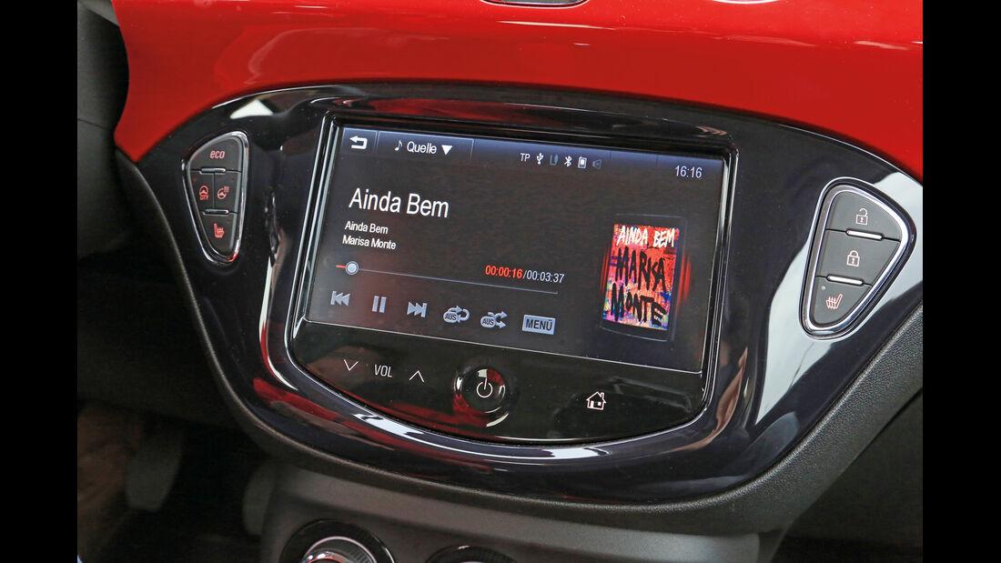 Opel, Adam, Musikdienst