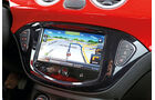 Opel Adam, Navi, Display