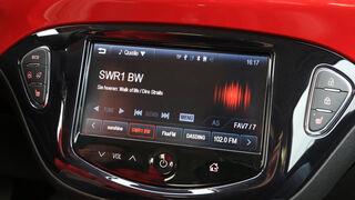 Opel, Adam, Radio