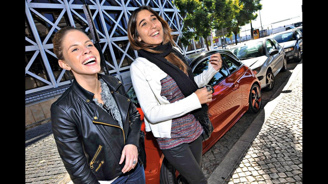 Opel Adam, Rita Duarte, Marta Nunes