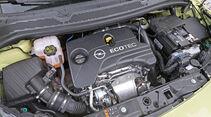 Opel Adam Rocks 1.0 DI Turbo, Motor