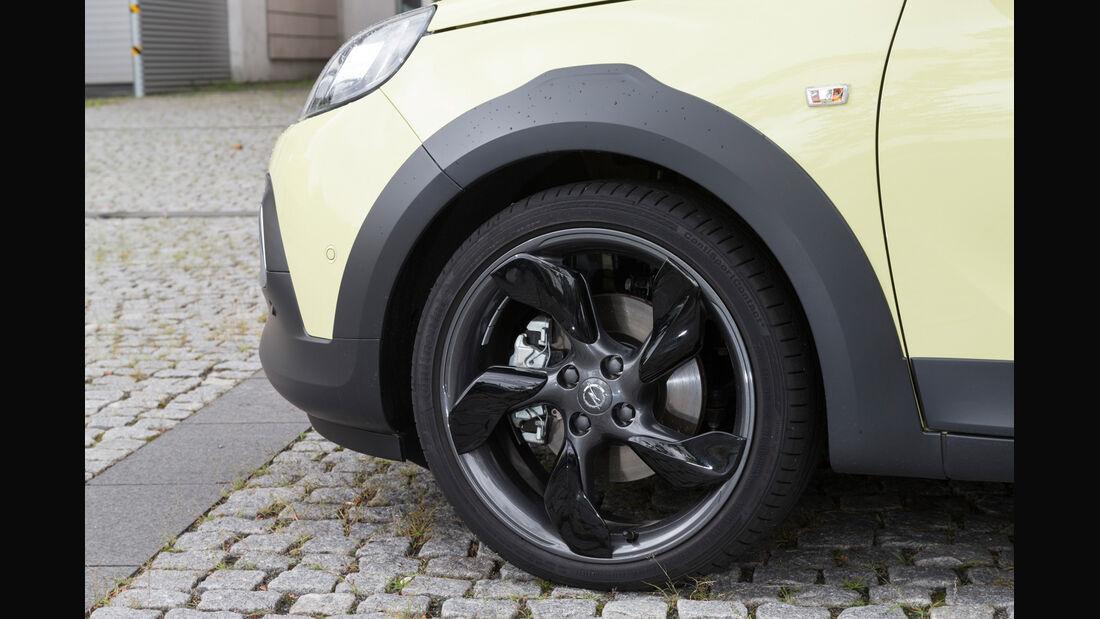 Opel Adam Rocks 1.0 DI Turbo, Rad, Felge
