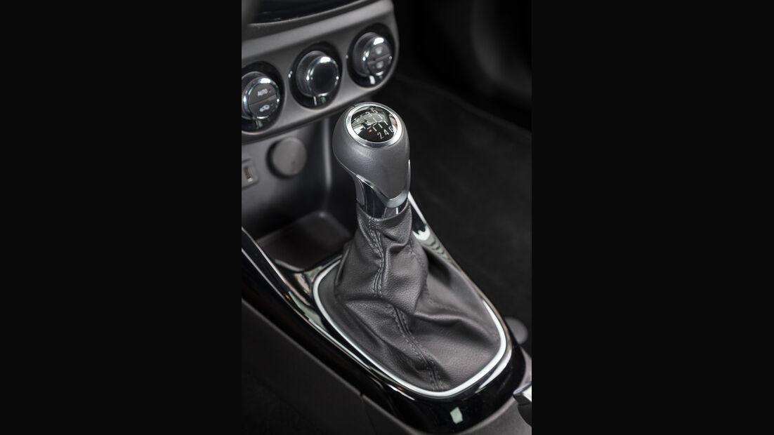 Opel Adam Rocks 1.0 DI Turbo, Schalthebel