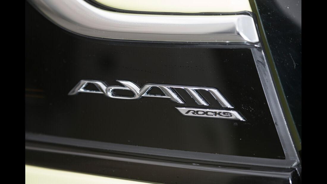 Opel Adam Rocks 1.0 DI Turbo, Typenbezeichnung