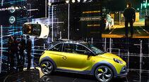 Opel Adam Rocks, Genfer Autosalon, Messe, 2014