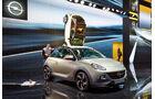 Opel Adam Rocks, Genfer Autosalon, Messe 2014