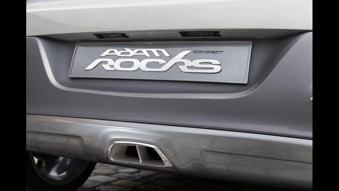 Opel Adam Rocks, Typenbezeichnung
