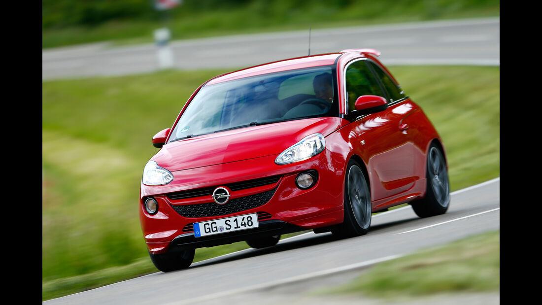 Opel Adam S, Frontansicht