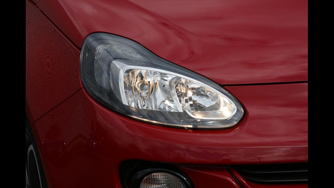 Opel Adam S, Frontscheinwerfer