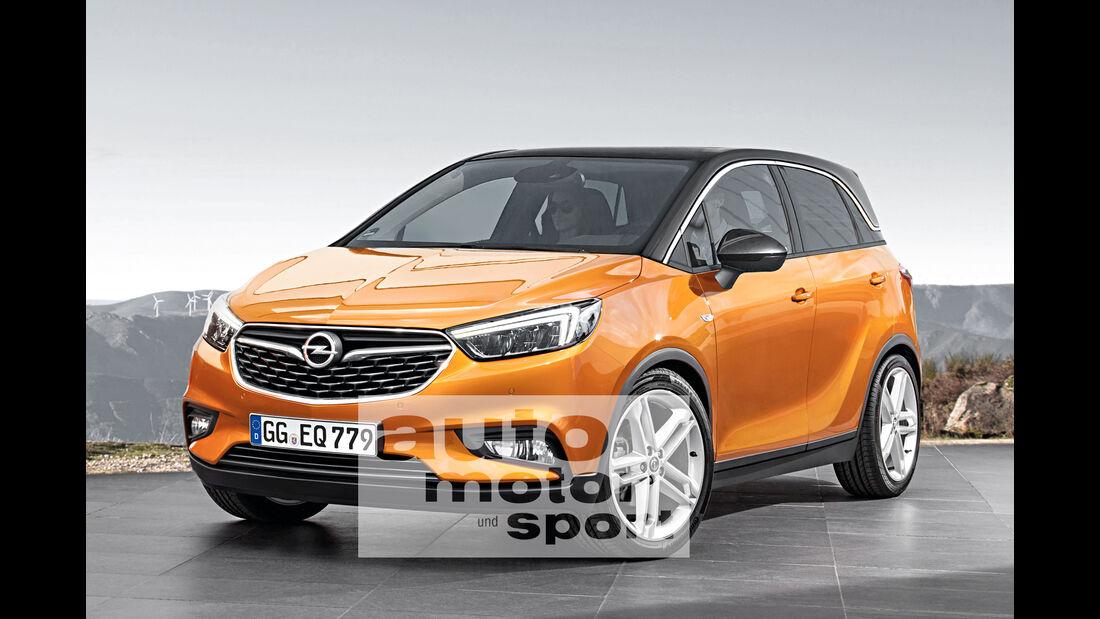 Opel Adam SUV