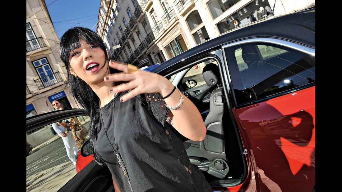 Opel Adam, Silvia