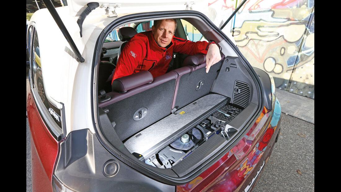 Opel Adam, Soundsystem