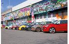Opel Adam, Verschiedene Modelle