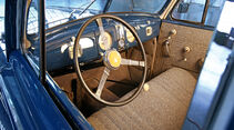 Opel Admiral, Innenraum