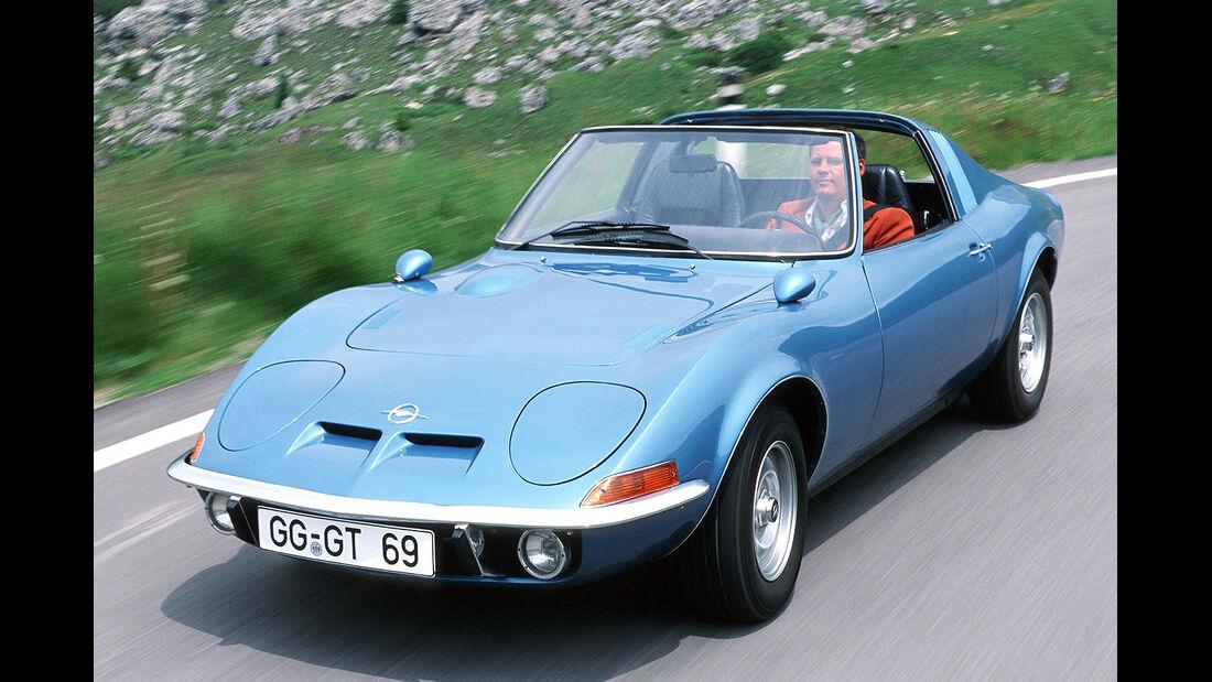 Opel Aero GT 1969