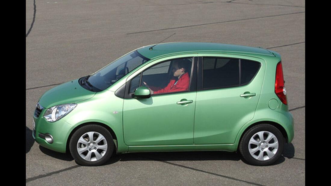 Opel Agila, 2009