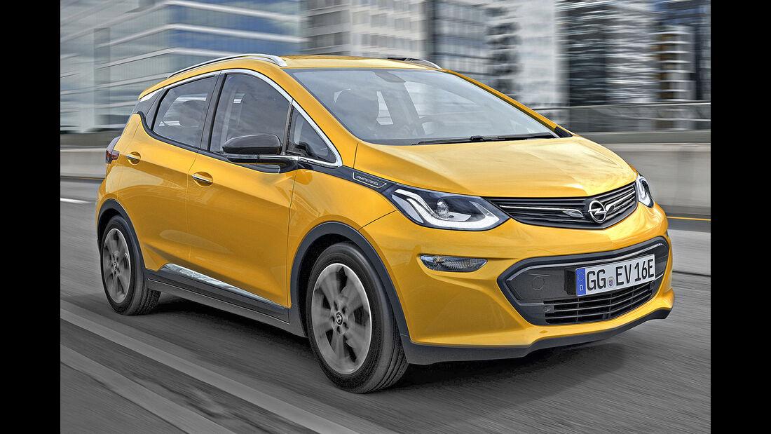 Opel Ampera-E, Best Cars 2020, Kategorie C Kompaktklasse