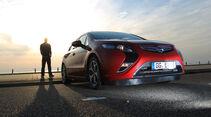 Opel Ampera, Front, Kühlergrill