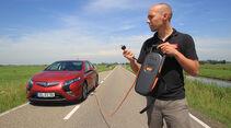 Opel Ampera, Frontansicht, Dani Heyne
