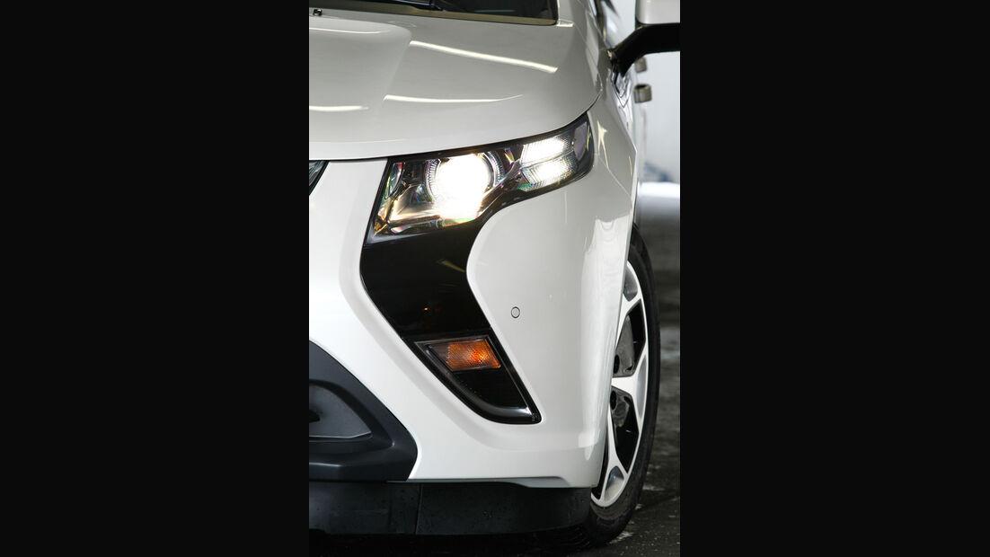 Opel Ampera, Frontlichter, Scheinwerfer