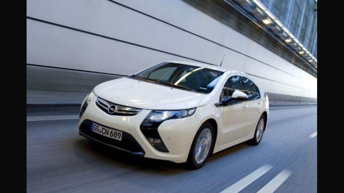Opel Ampera Probe fahren