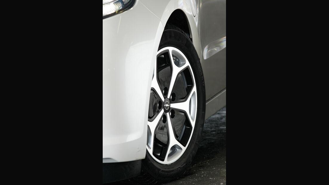 Opel Ampera, Rad, Felge