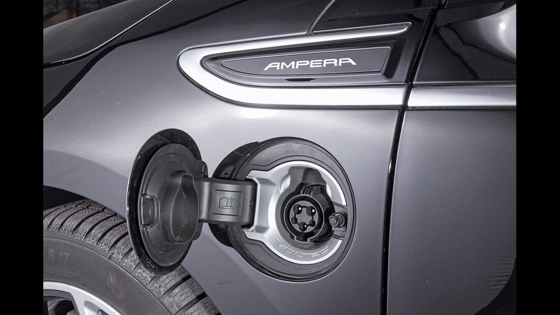 Opel Ampera, Tankstutzen